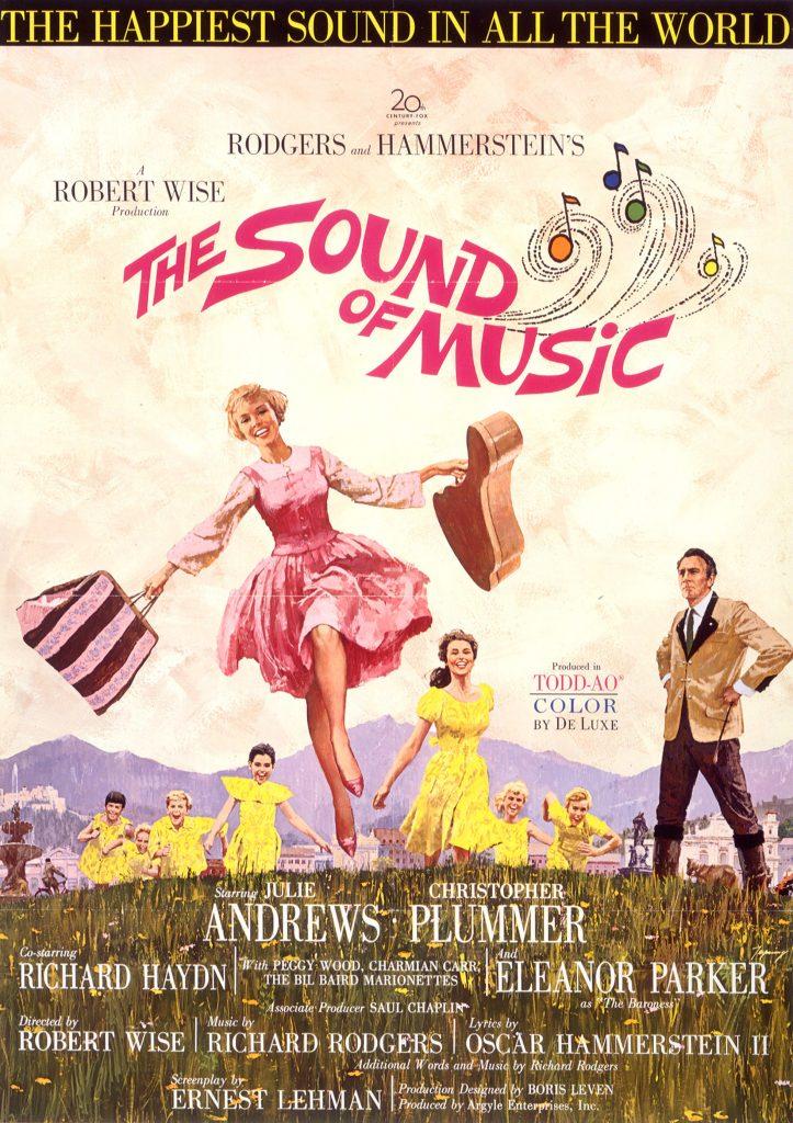 หนังที่คุณแม่ผมโปรดปรานมากจนใช้มาสอนภาษาอังกฤษให้ลูกๆ ตั้งแต่ก่อนได้ไปต่างประเทศ ปัจจุบันผมยังจำทุกเพลงจากหนังเรื่องนี้ได้ขึ้นใจ